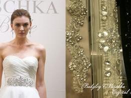 Crystal sashes and bridal belts