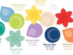 Pantone's Spring 2013 Fashion Colour Report