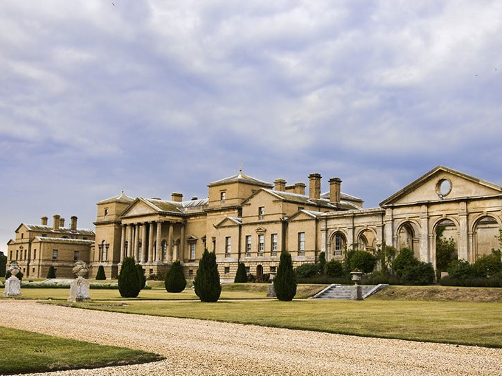 Grand Country House Wedding Venues