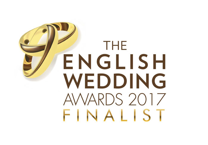 English Wedding Awards 2017 Finalist