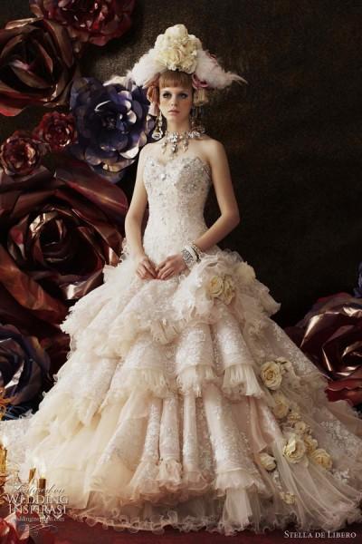 Baroque / Marie Antoinette Wedding Styles & Ideas