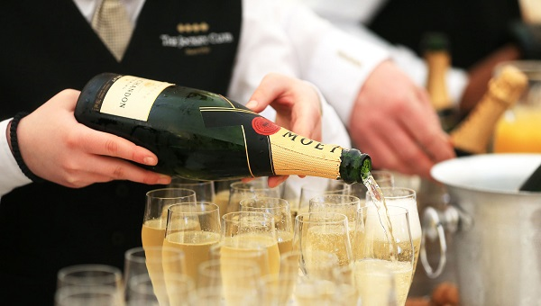 Why Consider Corkage At A Wedding Reception?