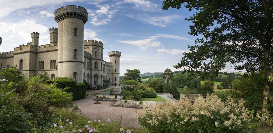 24 Cool Castle Wedding Venues
