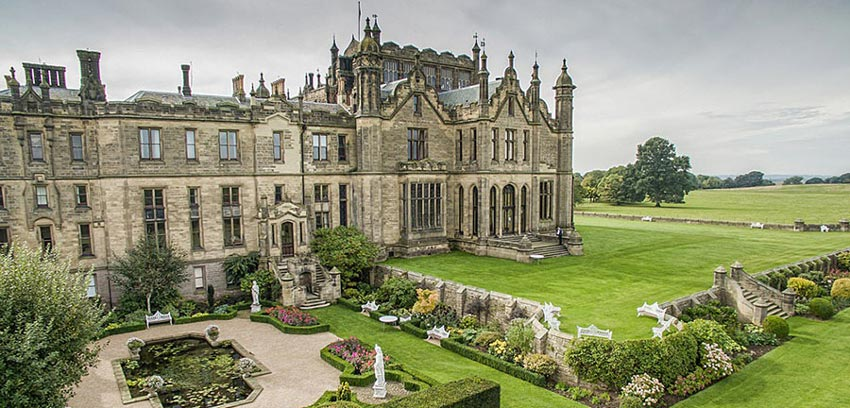 Allerton Castle