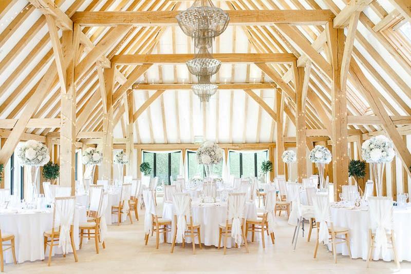 21 Idyllic Barn Wedding Venues