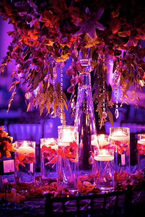 purple-and-red-elaborate-centrepiece