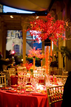 tall-red-wedding-centrepiece