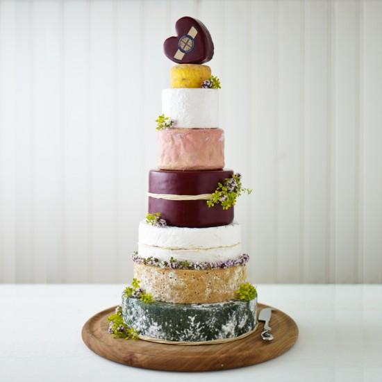 Alternative Wedding Ideas: Unusual & Alternative Wedding Cake Ideas